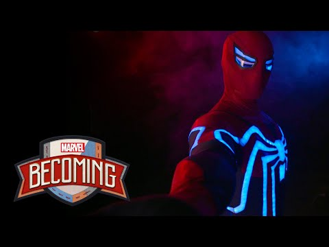 Marvels Spider-man Velocity Suit