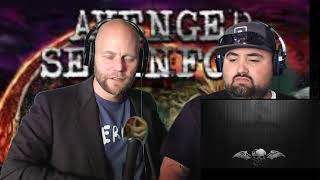 Pastor Reacts-Beast and the Harlot Avenged Sevenfold.