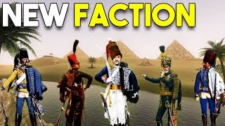 NEW Napoleonic Wars MAP, FACTION, UNITS - Mount and Blade DLC's BIGGEST UPDATE!