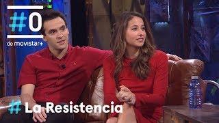 """La Resistencia 1x26   Estos dos mastodontes de la interpretazzione vienen a presentar la obra de teatro """"Mammón""""."""