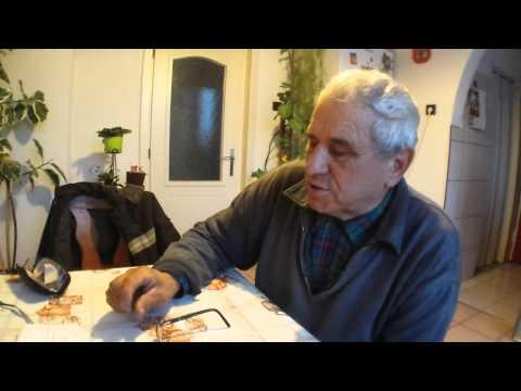 Helminták meghatározása mikrobiológia