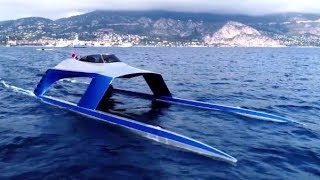 10 Most AMAZING BOATS You Have EVER SEEN