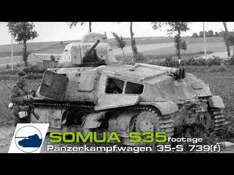 somua s-35 quesnoy france 1/43 véhicules militaires n3+ fascic