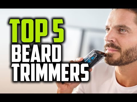 Best Beard Trimmers (Mid-2018) – Which Is The Best Beard Trimmer For Men?