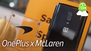 OnePlus 6T McLaren Edition Hands-on: The Race to 10GB of RAM