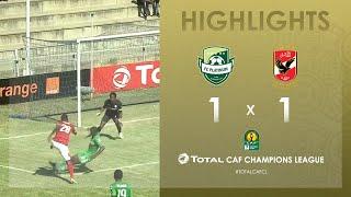 CL CAF : FC Platinum 1-1 Al Ahly