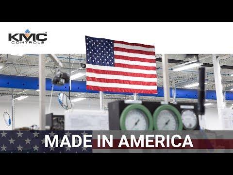 KMC Controls: Made In America