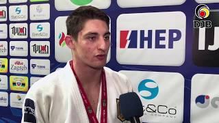 Junioren WM 2017: Interview mit Eduard Trippel (-81 kg)
