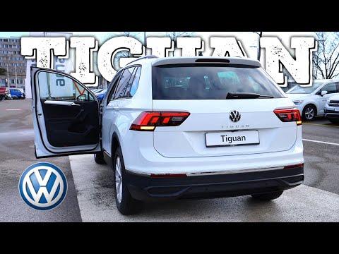 Volkswagen Tiguan Starter 2021