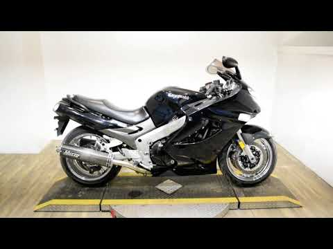 2003 Kawasaki ZZR1200 in Wauconda, Illinois - Video 1