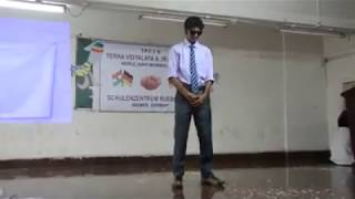 Funny dance on hindi song
