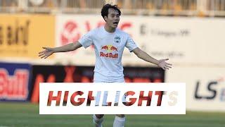 Highlights   HAGL - An Giang   Văn Toàn tỏa sáng, chiến thắng nghẹt thở   HAGL Media