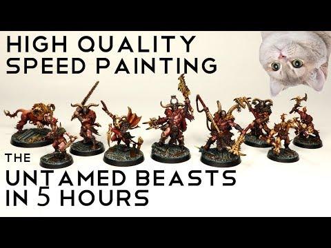 Tutoriel Peinture Speed Forum De La Forge Ludique
