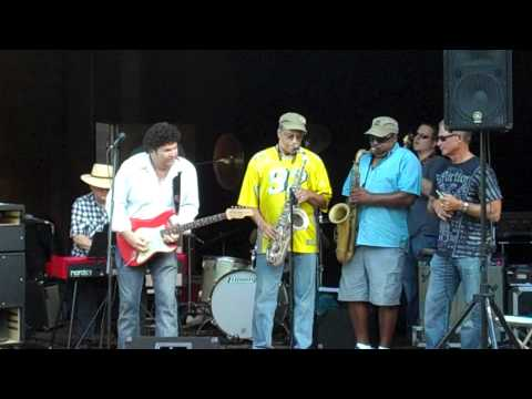 "BOB WOLFMAN BAND ~ ""PRETZEL LOGIC"" @ SHAREFEST/2012"
