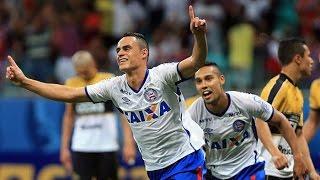 Bahia 2 x 0 Criciúma