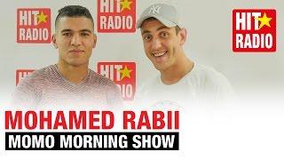 MOHAMMED RABII SUR SON DÉBUT PROFESSIONNEL - محمد الربيعي بعد فوزه في أول مباراة إحترافية
