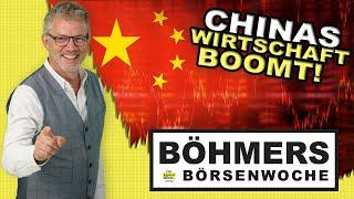 Chinas Wirtschaft boomt: Freihandelszone, neuer Fünf-Jahresplan und die Auswirkungen auf Europa!