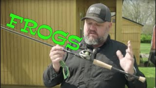 How To Fish Frogs | How, When, Where and Why