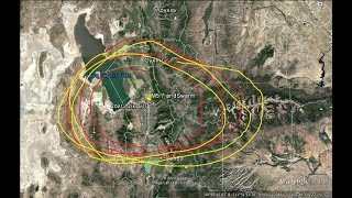 Salt Lake City M4.2 Quake Shakes Utah & Swarm! Area Rattling Past Month!