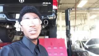 🤑🤑🤑 AT WORK (jiffy lube) Vlog (Ep.7)