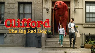FIRST LOOK: Clifford The Big Red Dog gets a 2021 makeover in smashing new trailer