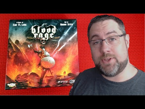 Blood Rage - An Unbiased Review