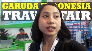Hadir Kembali di JCC, Garuda Indonesia Travel Fair 2018 Tawarkan Beragam Promo Paket Perjalanan