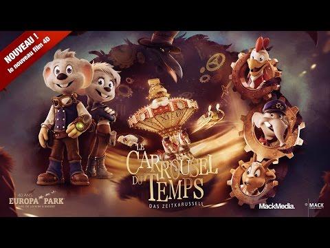 LE CARROUSEL DU TEMPS 4D - Bande-annonce officielle (2015 / Français)