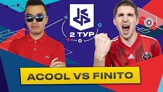 КУБОК ФИФЕРОВ 2019 | АКУЛ VS FINITO - 2 ТУР