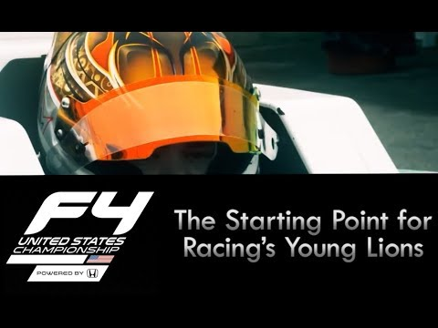 F4 US: The Starting Point for Racing's Young Lions