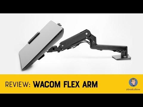 Wacom Flex Arm Review