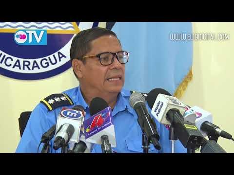 Policía Nacional presenta uno de los asesinos de Francisco Aráuz Pineda