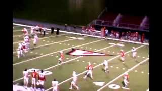 Michel Steele's 2012 Spring Football Highlights