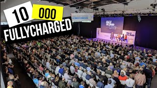 10,000 people flock to Silverstone for Fully Charged Live