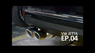 Autoplayerz Jetta 2.0 Comfortline EP 04 - Escapamento Esportivo
