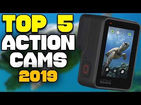 Beste Action Kamera 2019 📷 Action Cam Test ★ Die Top 5 im Action Cam Vergleich