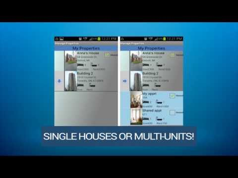 Video of Rental Property Manager Lite