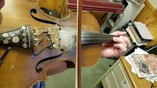 Beginning Fiddle Backup, 1, 4, 5 chords
