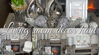 Huge Luxury Living Room Decor Haul January 2020