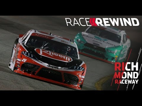 NASCAR Xfinity Series race at Richmond in 15: Race Rewind