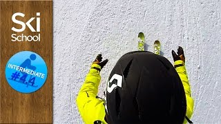 #7 Ski Intermediate – Arm and body position