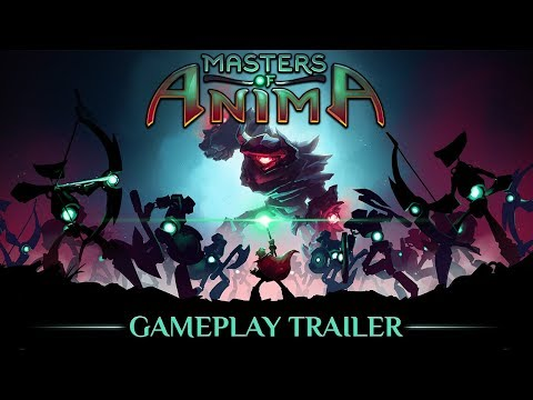 Masters of Anima - Gameplay Trailer thumbnail