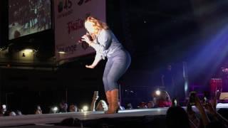 Esa No Soy Yo - Chiquis Rivera Performing Live At NRG Stadium in Houston Texas