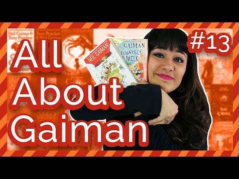 Felizmente, o leite {All About Gaiman #13} | All About That Book |