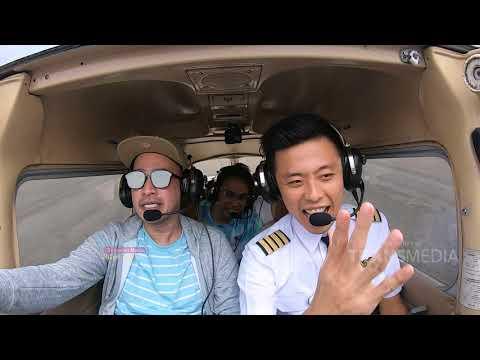 BROWNIS - Keseruan Ruben Dan Anwar Naik Pesawat Vincent Raditya (19/5/19) Part 3