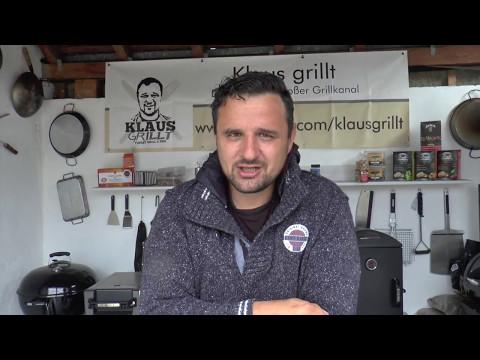 Vorstellung BLUETOOTH Grill Thermometer INKBIRD IBT 6X --- Klaus grillt