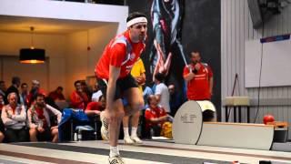 preview picture of video '2014 Bowling Champions League, Straubing Germany - KK Zaprešić'