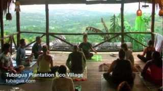 preview picture of video 'Mountain Eco Lodge in Tubagua, Dominican Republic'