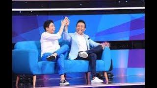 Trấn Thành quá phấn khích khi con cựu danh thủ Hồng Sơn xuất hiện tại Biệt tài tí hon