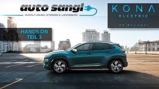 Hyundai Kona Elektro Teil 3: Fahrerbereich erklärt / Kona Electric: Driver Side Explained   Kholo.pk